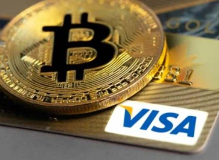 Los poseedores de criptomonedas gastaron mas de mil millones con sus tarjetas Visa