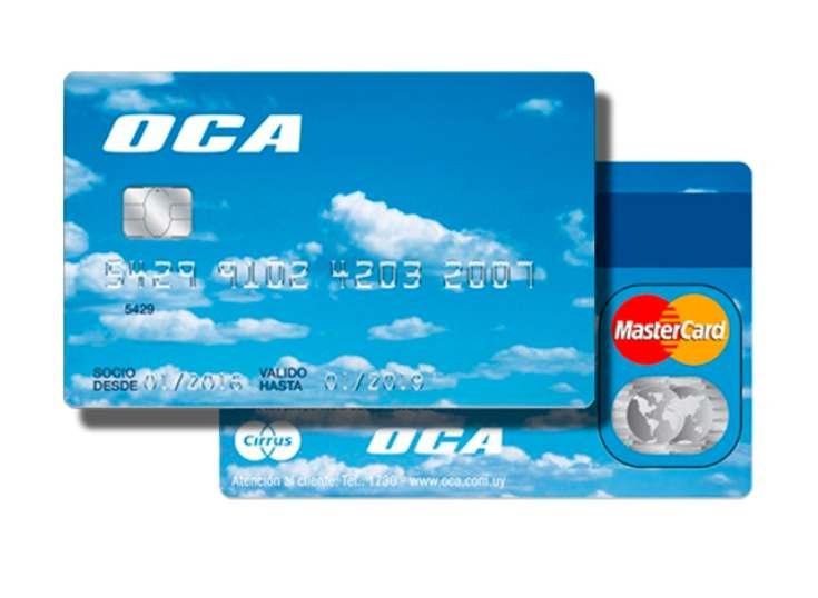 Uruguay: OCA también procesará a Mastercard