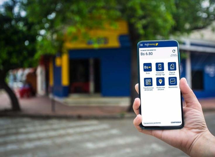 Bolivia: Tigo Money supera el millón de usuarios