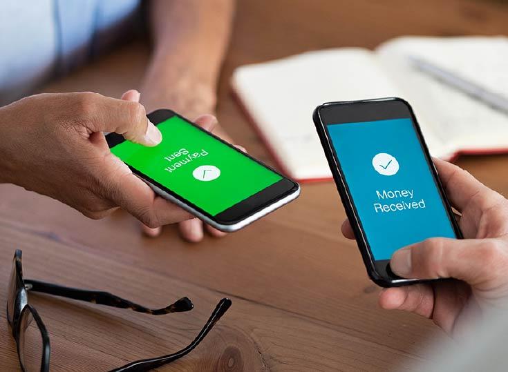 Las transacciones móviles crecen un 35% en Brasil en 2020