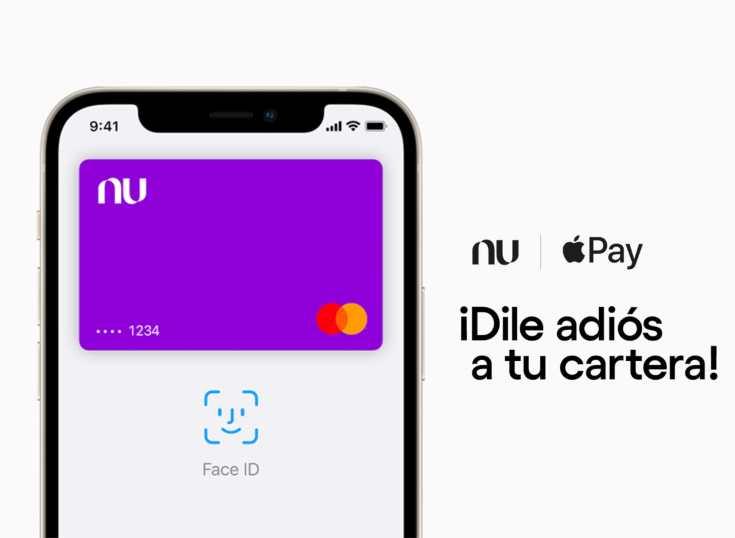 Apple Pay ya funciona con la tarjeta de Nubank en México