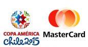 MasterCard, patrocinador de la Copa América Chile 2015