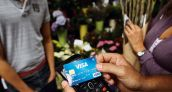 El gasto con tarjetas Visa crece un 8,5 % y roza los €160.000 millones