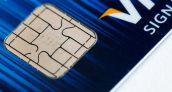 Visa mejora el chip de sus tarjetas de crédito estadounidenses