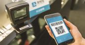 El uso del móvil reemplaza antiguas alternativas de pago en China