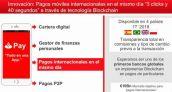 Santander, Ripple lanza el primer servicio internacional de pago Blockchain